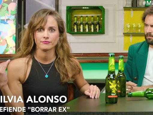 ¨El Debatex¨ con Antonio Velázquez y Silvia Alonso ¿Borrar el teléfono de tu ex o ser amigos?