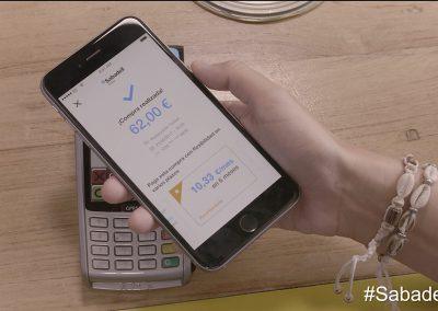 Sabadell Wallet app