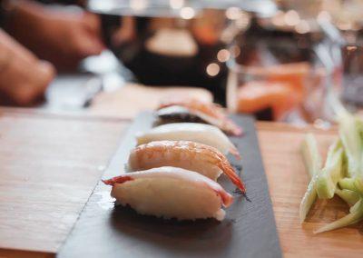 Vídeo Resumen Receta Sushi