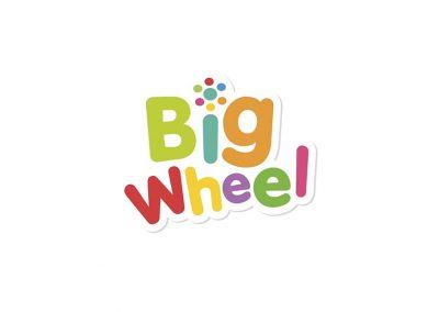 Vídeo de animación y motion graphics ¨Big Wheel¨