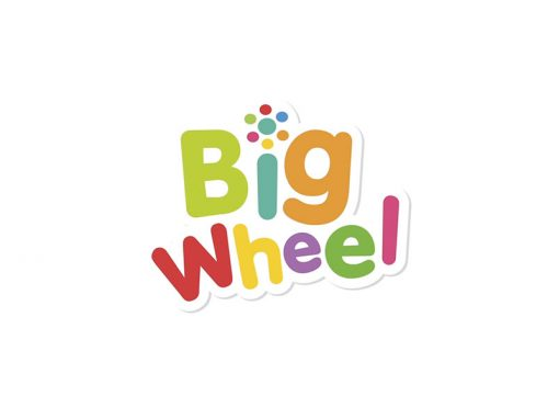 Vídeo de animación y motion graphics ¨Big Wheel¨