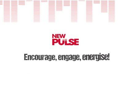 Vídeo de animación y motion graphics ¨New Pulse¨