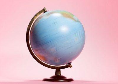 Vídeo Redes Sociales ¨Globe¨