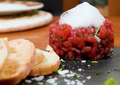 Vídeos Redes Sociales Restaurante «Tartar»